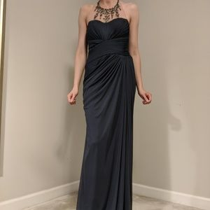 Adrianna Papell Formal Bridesmaid or Formal Dress